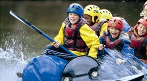 """Englischunterricht und Outdoor-Spaß lassen sich im """"Adventure Camp"""" verbinden"""