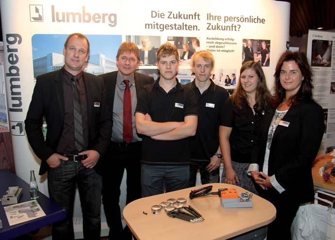 Photo of Teamplayer sind bei der Firma Lumberg richtig