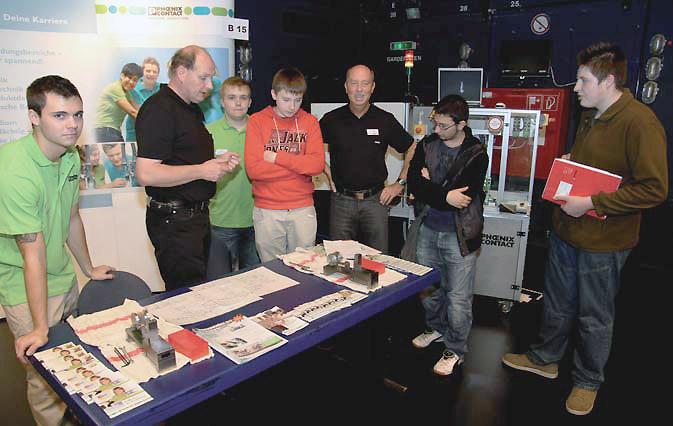 Photo of Lüdenscheider Betrieb bietet breites Berufsspektrum an