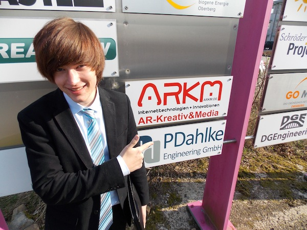 Photo of Tausche Schulbank gegen Chefsessel