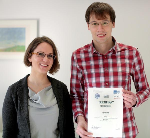 Photo of Fachhochschule Köln verleiht das erste Rheinische Verbundzertifikat für Tutoren