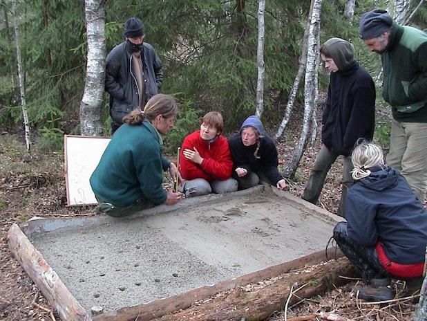 Photo of Zertifizierte Weiterbildung Natur- und Wildnispädagogik