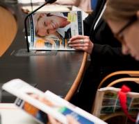 Photo of Hohe Dichte an hoch qualifizierten Frauen auf der women&work 2014