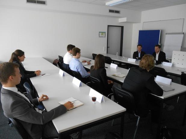 "Photo of BiTS Iserlohn: Recruiting-Event ""BiTS exklusiv"" 2014 erfolgreich beendet"