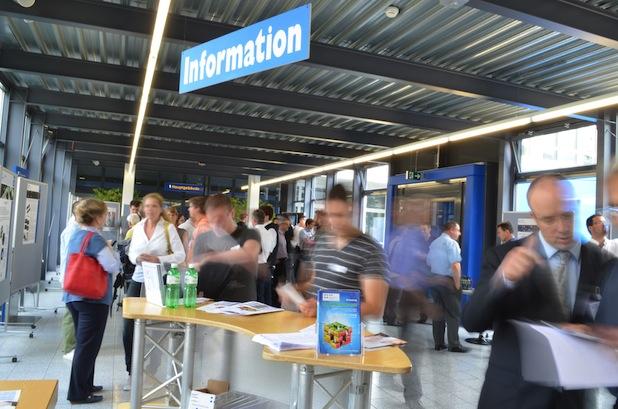 Photo of Technologie-Tag 2014 an der NTB Buchs
