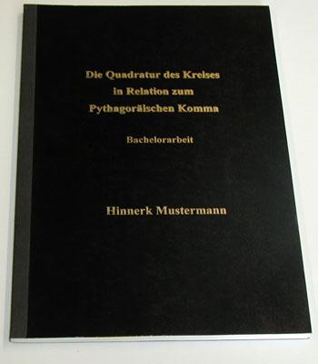 Photo of Examensarbeit in bestmöglicher Qualität erstellen
