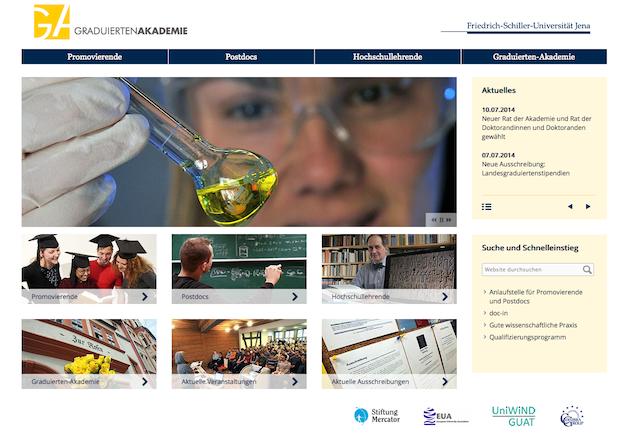 Photo of Einmaliges Informationsportal für Postdocs