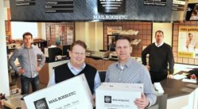 Mail Boxes Etc. unterstützt Jungunternehmer