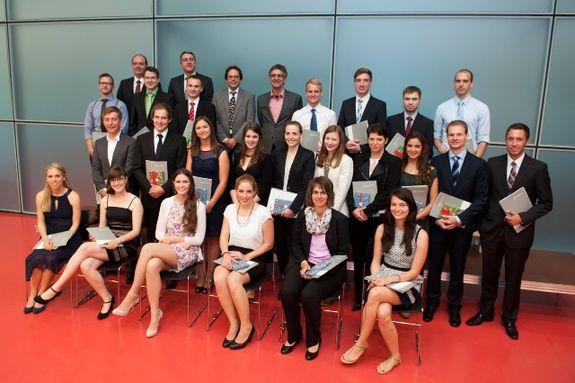 Photo of Hochschule Reutlingen verabschiedet 603 Absolventinnen und Absolventen des Sommersemesters 2014