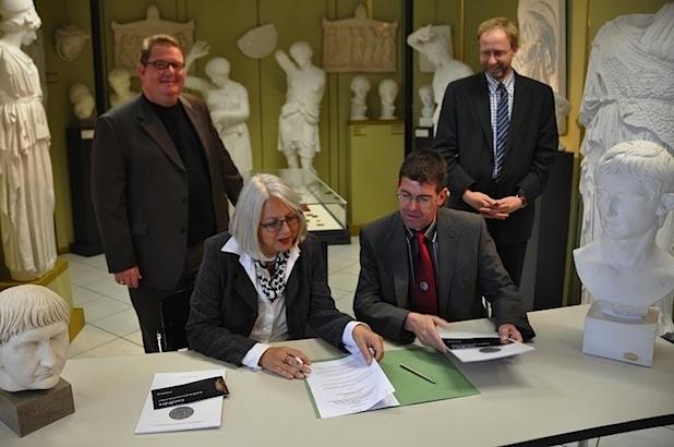 Photo of Archäologie-Park Xanten und Uni Trier kooperieren