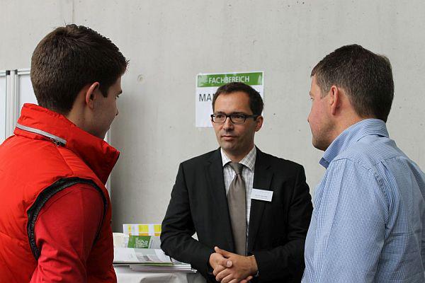 Photo of Großer Hochschul-Infotag erfolgreich