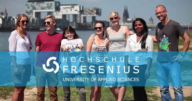 Photo of Hochschule Fresenius wirbt erstmalig bundesweit mit Werbespot im Fernsehen