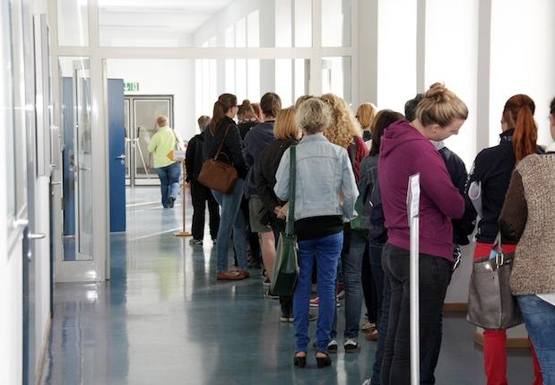 Photo of An der OTH Regensburg laufen die Einschreibungen für das Wintersemester an