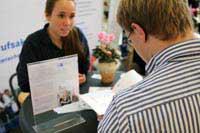 Photo of Job- und Studienmesse in der Wirtschaftsakademie