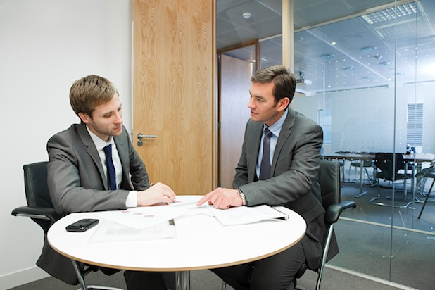 Manche Arbeitgeber bieten ihren Azubis vermögenswirksame Leistungen an. Foto: obs/DVAG Deutsche Vermögensberatung AG/Corbis