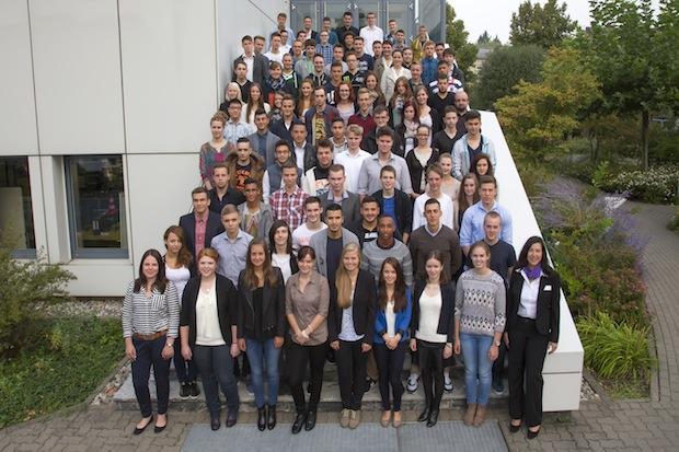 Photo of Heraeus begrüßt 95 neue Auszubildende