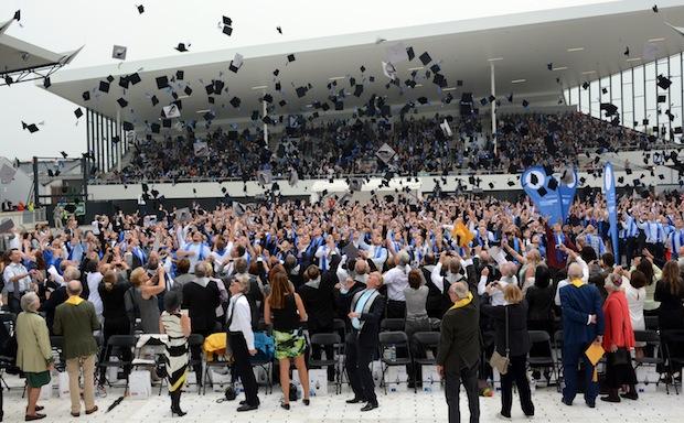 Photo of Die RWTH Aachen feierte ihr erstes Graduiertenfest