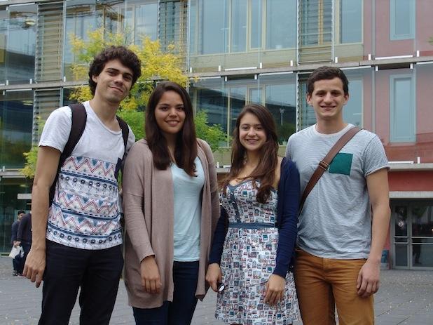 Photo of 113 Austauschstudierende beginnen Studienjahr an der Frankfurt University of Applied Sciences