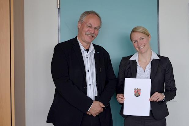 Photo of Gebürtige Andernacherin neue Professorin für Unternehmensführung am RheinAhrCampus