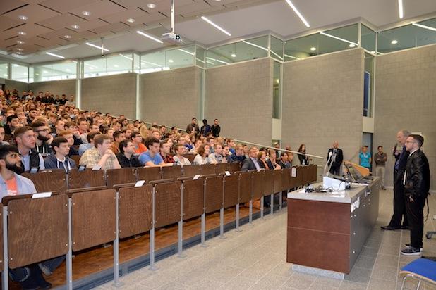 Photo of Hochschule Koblenz begrüßt fast 1.700 Erstsemester