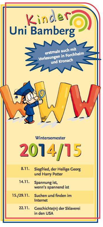 Photo of Anmeldungen für Kinder-Uni Bamberg ab sofort möglich