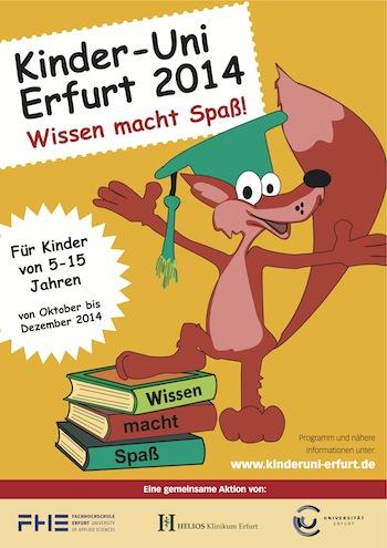 Photo of Kinder-Uni Erfurt startet mit vielfältigem Programm im Oktober in eine neue Runde