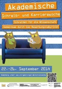 Photo of Schreib- und Karrierewoche an der Universität Göttingen hat in diesem Jahr zwei Schwerpunkte