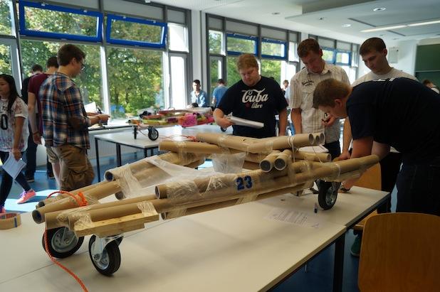 Photo of Fahrzeug bauen zum Studienstart