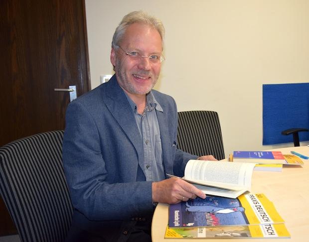 Photo of Bamberger Professor Ulf Abraham mit dem Friedrich-Preis für Deutschdidaktik ausgezeichnet