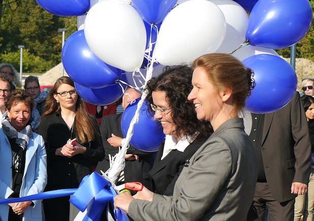 Photo of Wissenschaftsministerin Heinen-Kljajić eröffnet 52-Millionen-Campus der HAWK in Hildesheim