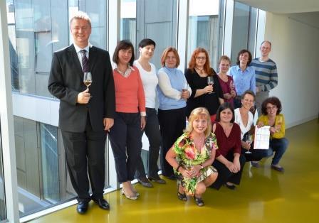 """Photo of Stolperstein Master-Arbeit: FH Burgenland startet Projekt """"Academic Writing"""""""