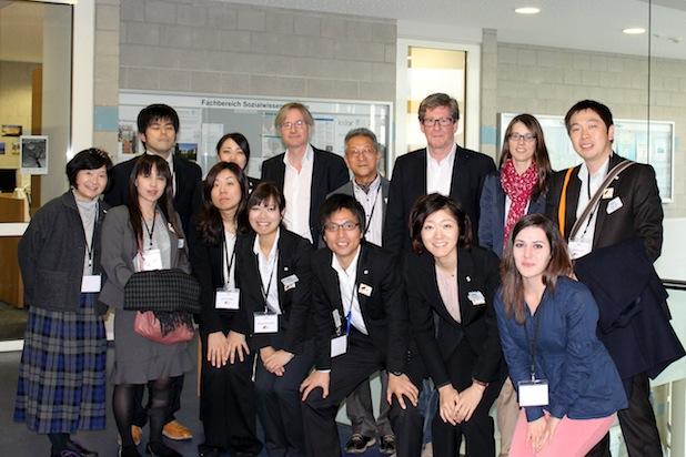 Photo of Hochschule Koblenz begrüßt japanische Fachkräfte der Jugendarbeit am Fachbereich Sozialwissenschaften