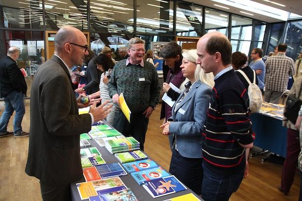 Photo of Lehrerfortbildungstag Mathematik an der RWTH Aachen