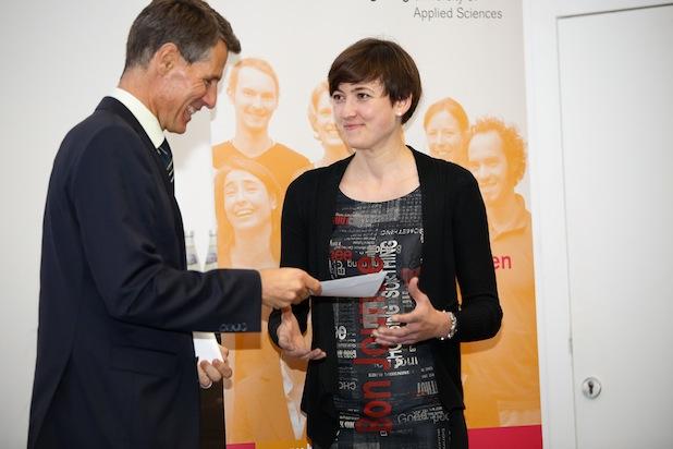 Photo of Auszeichnungen für Studierende und Lehrende der Hochschule Augsburg