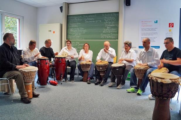 Photo of 25 Jahre Musiktherapeutische Ausbildung an der Uni Siegen
