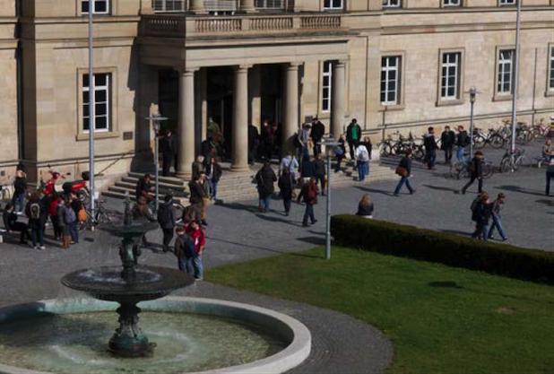 Foto: Universität Tübingen/Dezernat II, Studium und Lehre