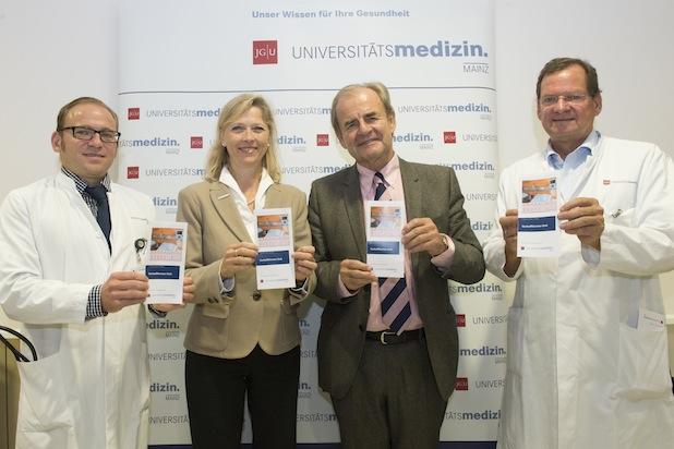 Photo of Universitätsmedizin Mainz eröffnet deutschlandweit die erste Vorhofflimmer-Unit