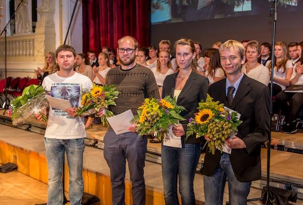 Photo of Hochschule ehrt engagierte Studenten
