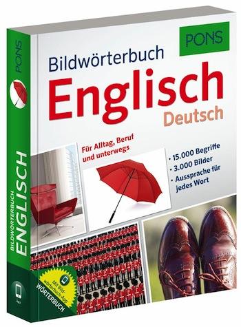 Ein Bild sagt mehr als 1000 Worte. Sprachen lernen mit den Bildwörterbüchern von PONS. Quelle: obs/PONS GmbH