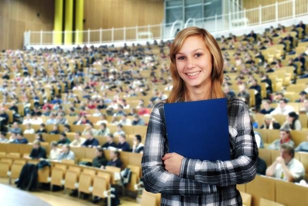 Photo of Bonner Schnupper-Uni für Schülerinnen am 27. Januar 2015