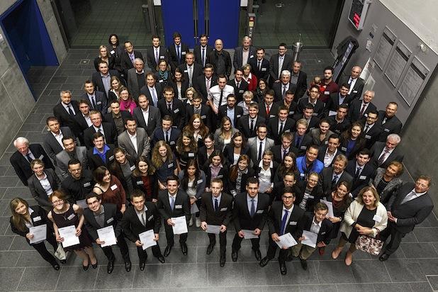 Photo of Deutschlandstipendien an 57 Studierende der OTH Regensburg vergeben