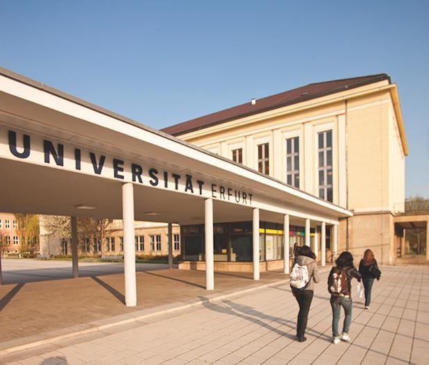 Photo of Universität Erfurt hält Studierendenzahlen trotz des demografischen Wandels konstant