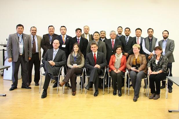 Photo of Mexikanische Hochschulvertreter besuchen Deutschland