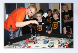 Photo of Lego-League: WHZ begrüßt 75 Schüler zum Regionalwettbewerb