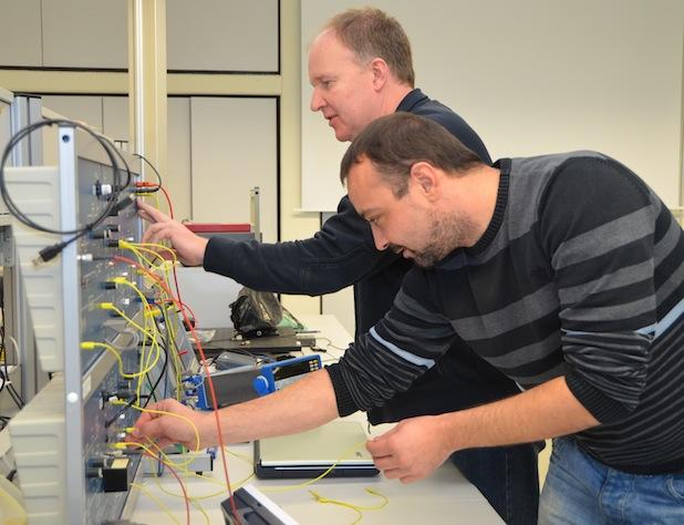 Photo of Moderne Labore und optimal Studienbetreuung an der Jade Hochschule