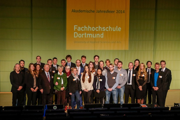 Photo of Akademische Jahresfeier der Fachhochschule Dortmund