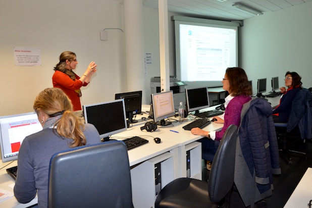 "Photo of Konferenz ""Learning Management Systems Rheinland-Pfalz"" an der Hochschule Koblenz"