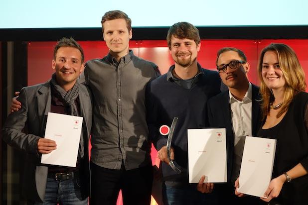 Photo of Nachhaltig erfolgreich – HfG Masterprojekt erhält Lucky Strike Junior Designer Award