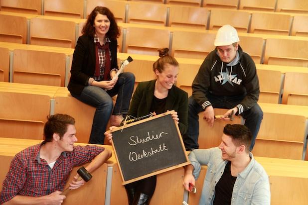 Photo of Schlüsselkompetenzen in der Studierwerkstatt trainieren