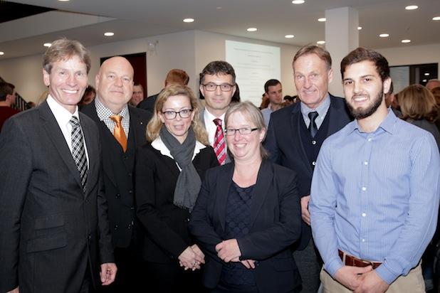 Photo of Feierliche Einweihung des neuen Gebäudes Q der Universität Paderborn